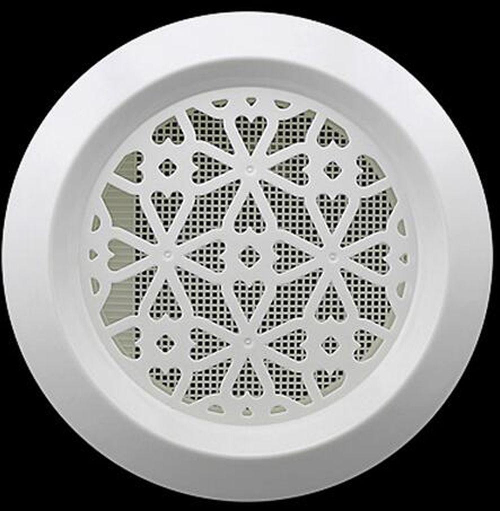 Aria Condizionata Canalizzata us $7.11 10% di sconto|100mm parete vent soffitto canalizzato riscaldatore  di aria condizionata bocchetta/ingresso aria uscita aria|vent duct|outlet