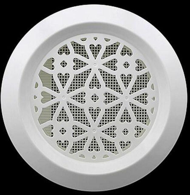 100mm pared ventilaci n conductos calentador aire for Salida aire acondicionado