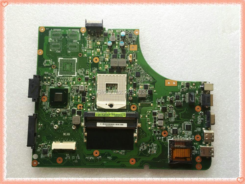 A53E K53E K53SD ноутбук для Asus A53E A53S K53E K53S K53SD материнская плата для ноутбука HM65 Rev: 2,3 PGA 989 интегрированная 100% протестированная