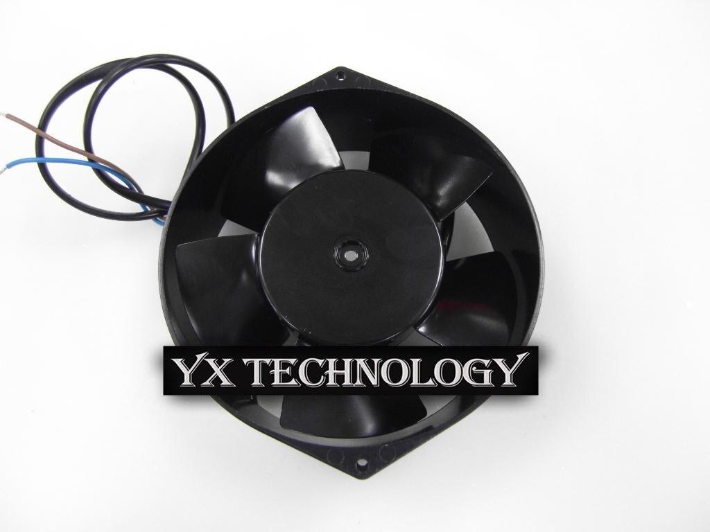 ФОТО Iron leaf fan fan SJ1755HA2 15055 high temperature axial fans 172*150*55mm