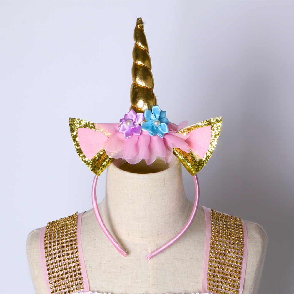 Niños Niñas unicornio tutú vestido Arco Iris princesa niños cumpleaños fiesta vestido niñas Navidad Halloween Pony Cosplay disfraz 1-14