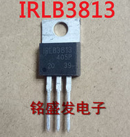 20pcs/lot IRLB3813 LB3813 IRLB3813PBF MOSFET N-CH 30V 260A TO-220AB .