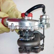 CT16 Турбокомпрессор 17201-30120 турбо электрическая турбина для toyota hiace 2KD двигателя