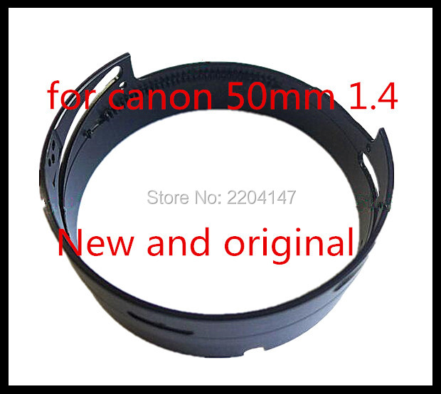 NEW Lens Barrel Ring Focus Tube For Canon 50mm 1:1.4 USM Repair Part With Gearanon EF 50mm 1.4 цена