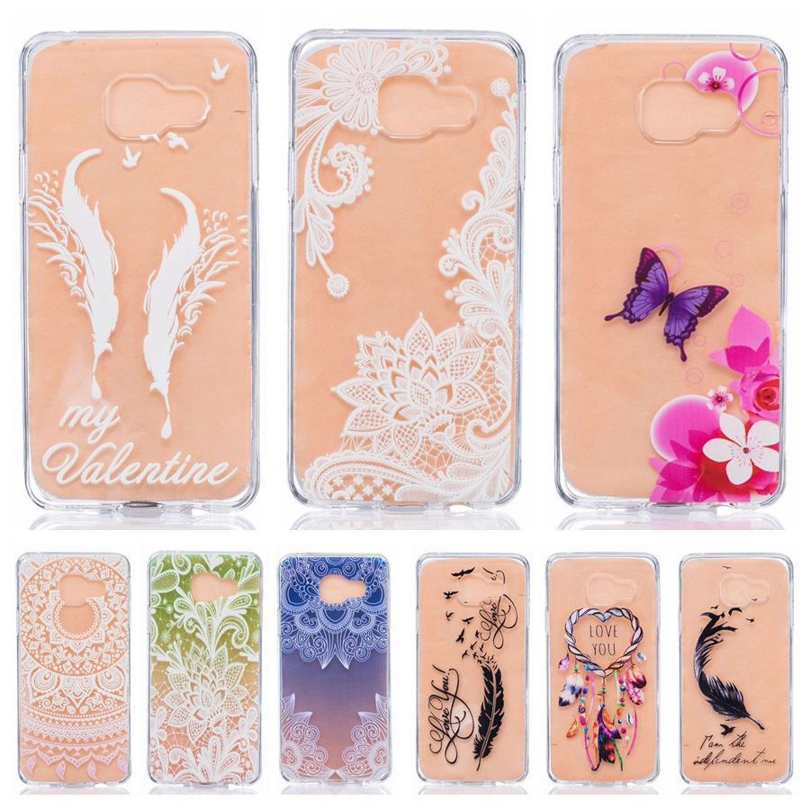 d58b202eb11 Silicone case 4.7For Fundas Samsung GALAXY A3(2016) A310 case For Samsung A3 (2016) Cover Clear Soft TPU Case Mobile Phone Case