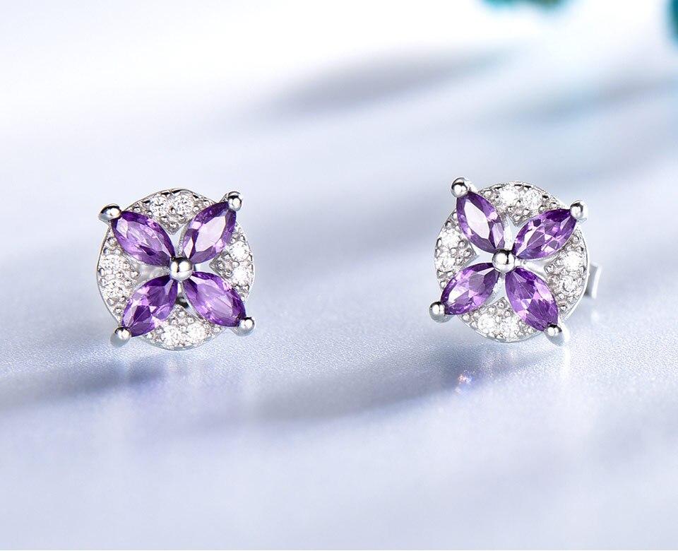 UMCHO-Amethyst-925-sterling-silver-stud-earrings-for-women-EUJ077A-1-PC_03