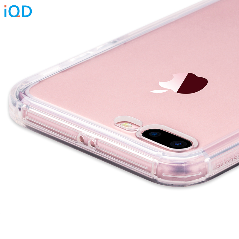 Θήκη προφυλακτήρα IQD για το iPhone 8 7 + - Ανταλλακτικά και αξεσουάρ κινητών τηλεφώνων - Φωτογραφία 2