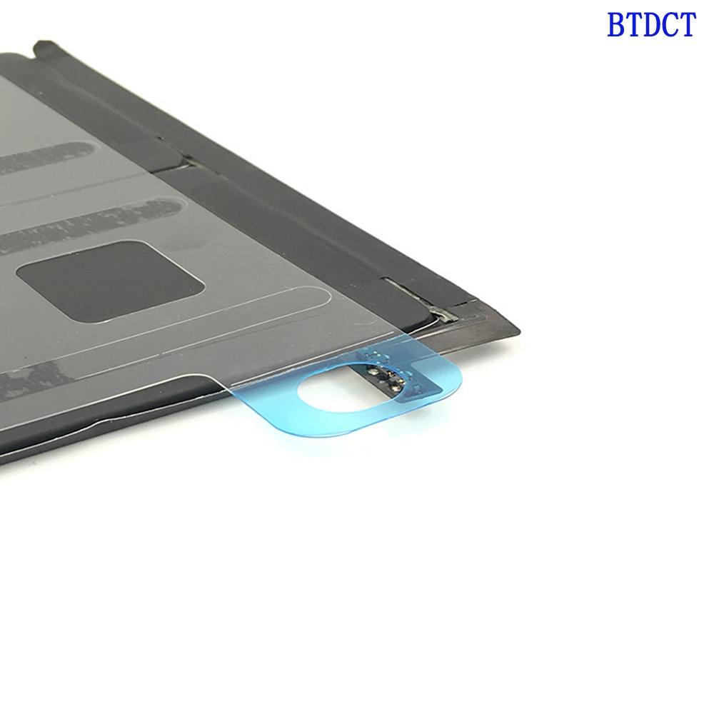 BTDCT Newest Genuine 6471mAh mini2 battery A1512 for ipad mini 2 Retina Mini 3 A1489 A1490 A1491 A1599 tablet 0 Cycle