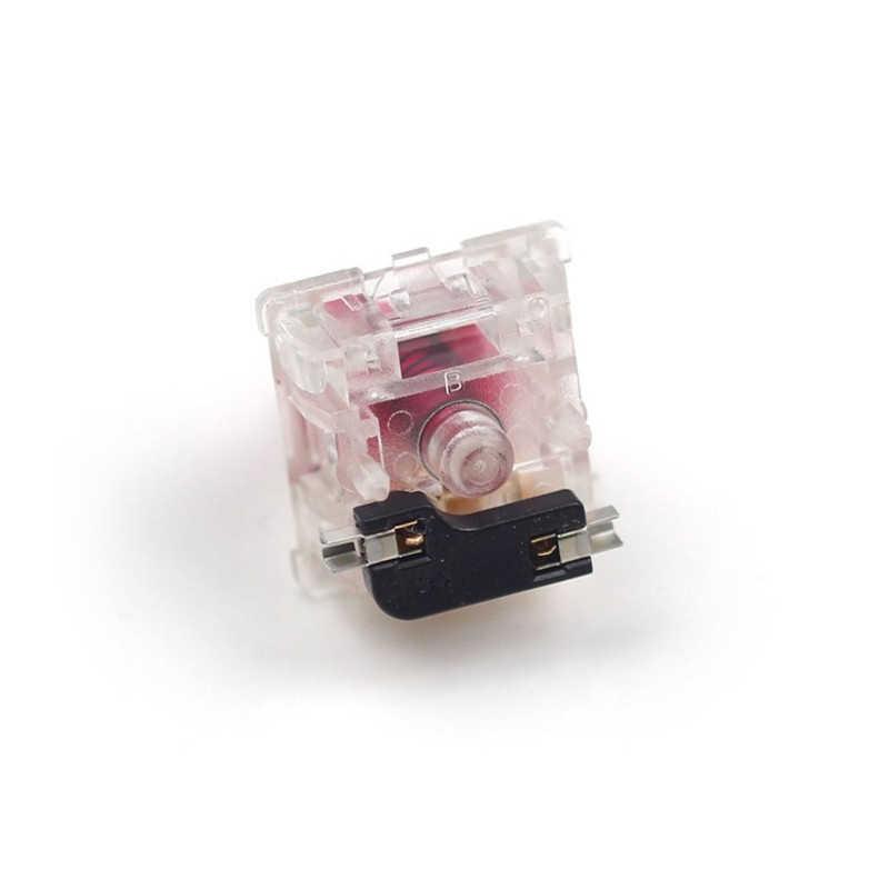 Kailh Hot Swap PCB Soket Kailh PCB Soket untuk MX Cherry Gateron Outemu Kailh Switch untuk Xd75 Seri SMD Soket 1 Pcs
