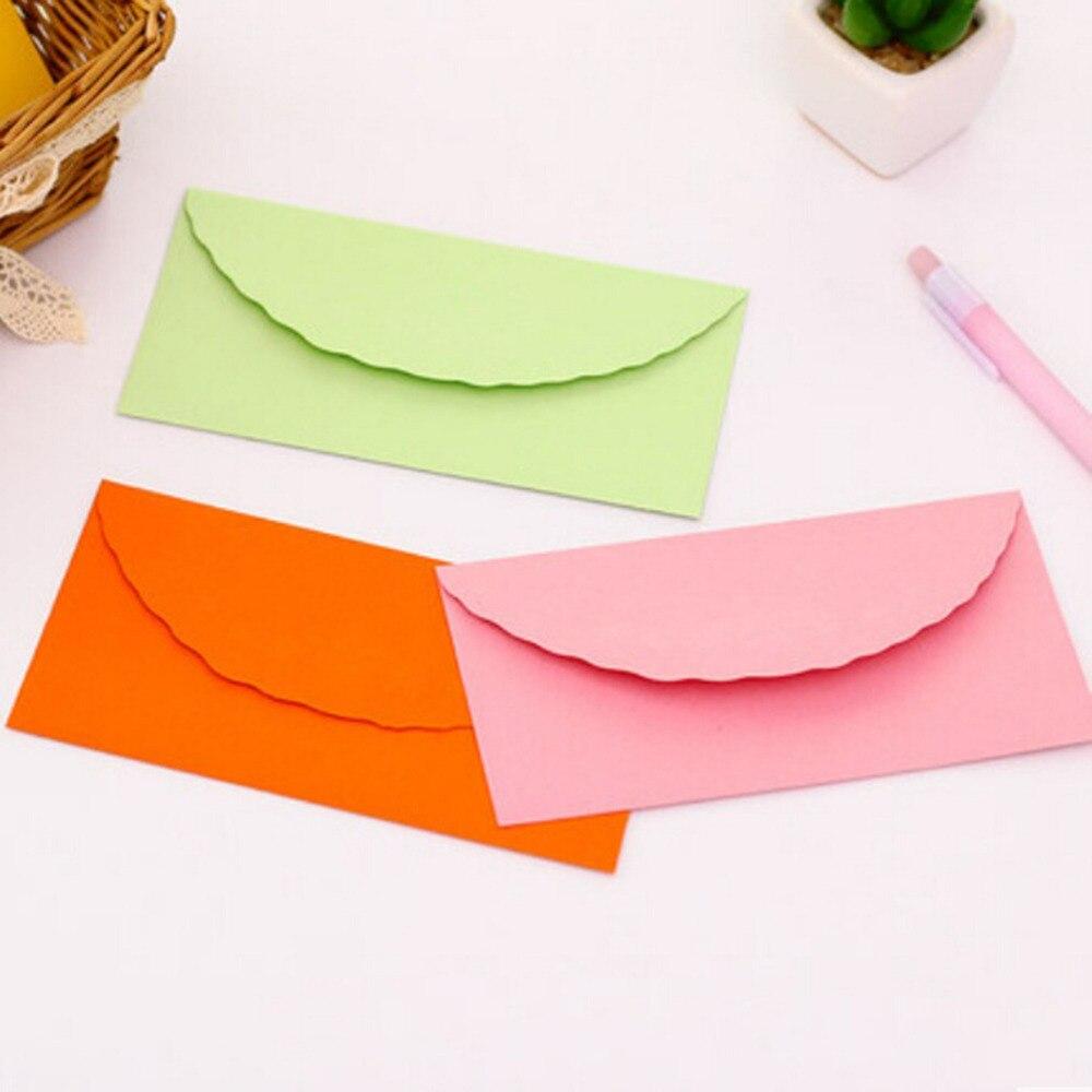 Scrapbook paper case - 5pcs Mini Envelope Case Envelopes For Scrapbooking Wedding Letter Invitations Vintage Paper Envelopes For Letters Card