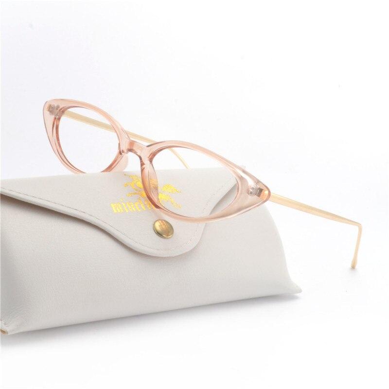 2e58c574b20 2018 Retro New Women Cat Eyeglasses Frames Classic Brand Designer Luxury  Metal Frame Women Cat Eye Glasses Trendy Vintage NX