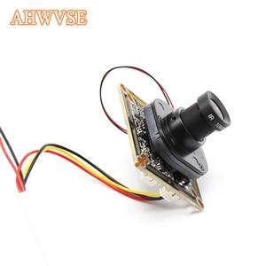 Image 1 - תאורה נמוכה AHD מצלמה מודול לוח PCB SONY IMX323 2000tvl AHDH 1080P IRCut NightVision M12 עדשת אבטחת CCTV