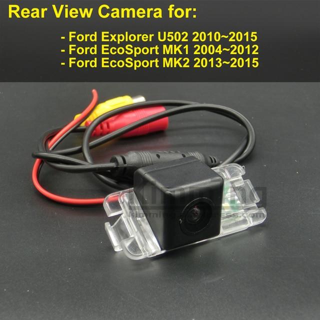 Car Rear View Camera For Ford Explorer U502 Ecosport 2004