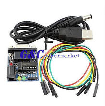 RS232 к TTL конвертер модуль com последовательный перевод MAX232CPE atmega16