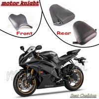NEW Motorcycle parts Cushion Rider Seat Passenger Seat Rear Seat Cowl For YAMAHA R6 YZR 600 2008 2016 09 10 11 12 13 14 15