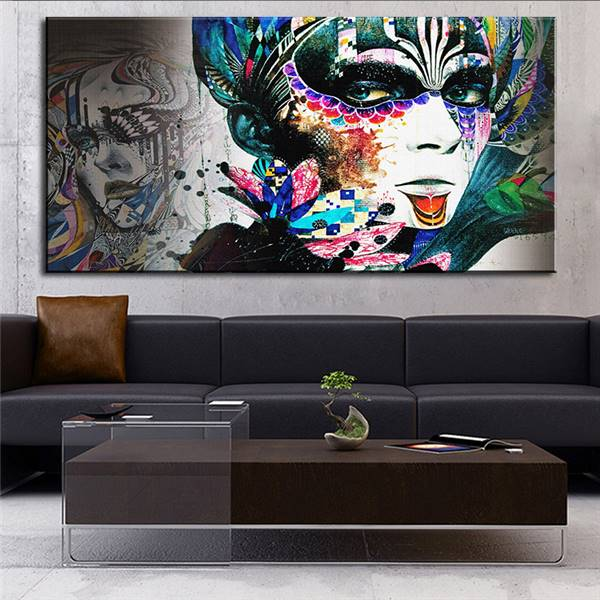 Modern Abstract Wall Art Cuadros Oil Painting Prints Painting On