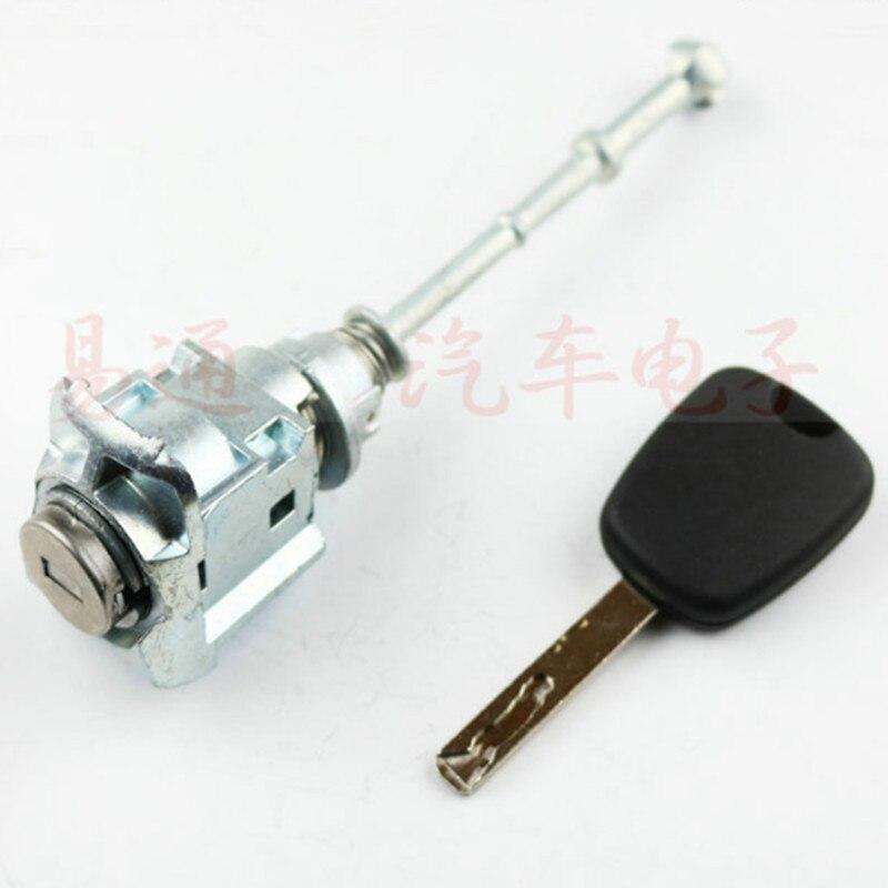 Car Left Door Lock Cylinder For Citroen C5 Peugeot 308 Centrol Lock Cylinder