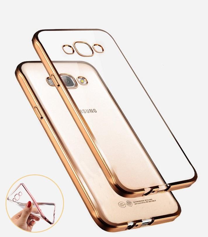 Fodral för Samsung Galaxy J3 J5 J7 2015 A3 A5 A7 2016 Grand Prime S5 - Reservdelar och tillbehör för mobiltelefoner - Foto 2