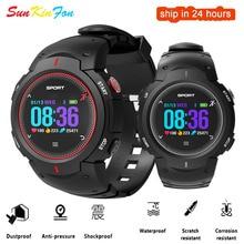 A38 Rastreador De Fitness Esporte Pulseira Smartwatch Bluetooth Relógio Inteligente da Frequência Cardíaca para Samsung Galaxy S8 Plus S7 S6 Borda Borda além de