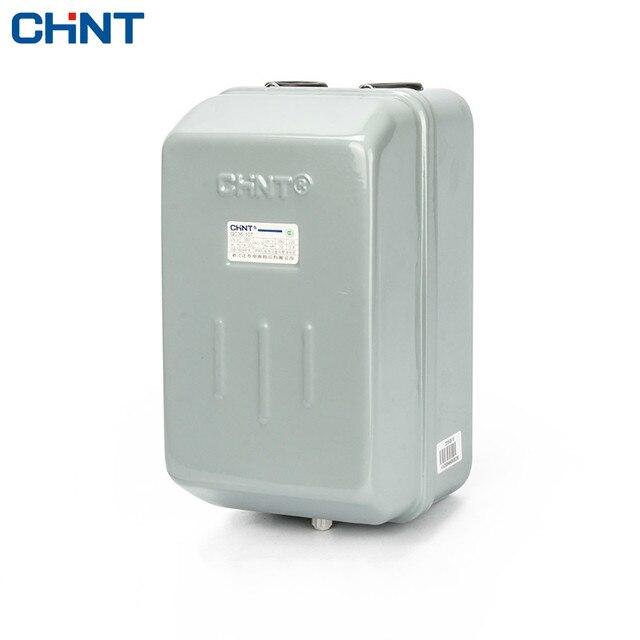 CHINT Elektromagnetismus Starter Magnetkraft Starter QC36 10T Motor ...