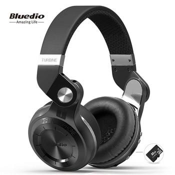 Bluedio T2plus (Shooting Brake) Bluetooth stereo headphones wireless headphones Bluetooth 5.0 headset over the Ear headphones bluedio ht wireless bluetooth headphones