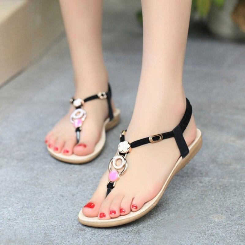 Women sandals 2018 comfort sandals women Summer Classic fashion flip flops plus size Female sandals classic leather sandals classic leather sandals women sandals summer sandals