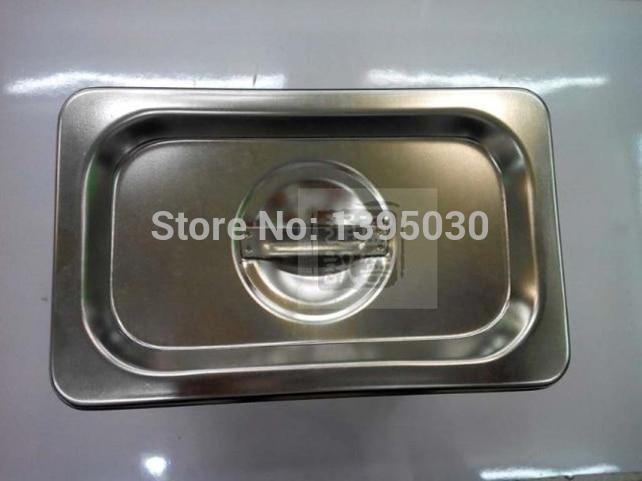 1PC Rustfrit stål Ultralyd rengøringsmiddel Ultralydsrensning - Husholdningsapparater - Foto 5