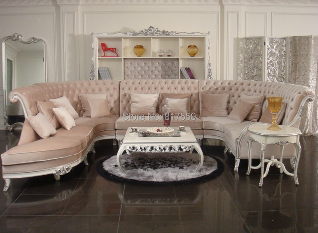new product hot sale high end classic sofa furniture-in Living Room ...