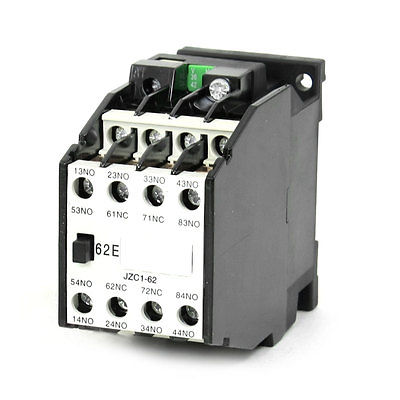 цена на JZC1-62 AC Contactor Type Relay 36V 50Hz Coil Voltage 3-Phase 6NO + 2NC