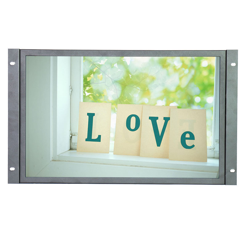 19 Inch 16:10 Open Frame Wide Industrial Resistive Touch Screen 1440*900 High Resolution HDMI VGA Touch Monitor цены онлайн