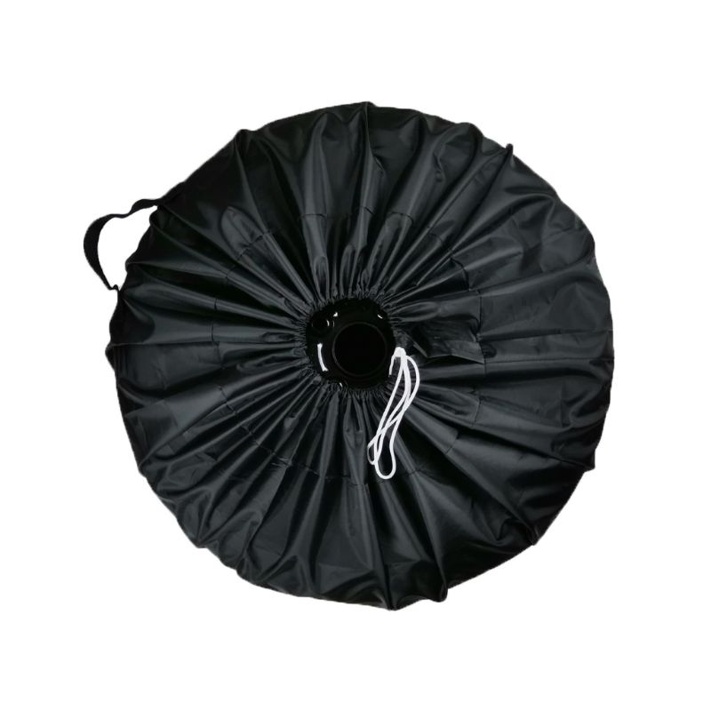 Universal Car SUV Tire Cover Case Spare Tire Wheel Bag Tyre Spare Storage Cover Tote Polyester Oxford Cloth Polyester Taffeta