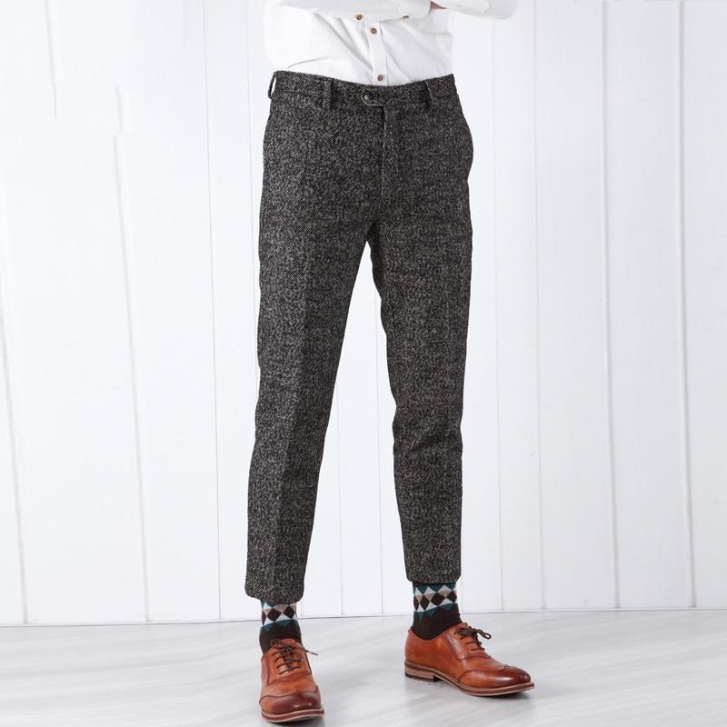 Dress Pants Wool Promotion-Shop for Promotional Dress Pants Wool ...