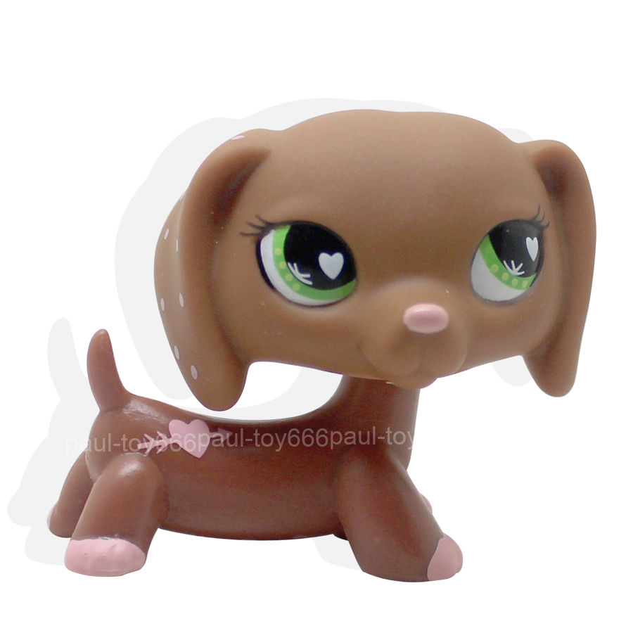 Aliexpress.com : Buy Littlest Pet LPS Toys Pink Hearts