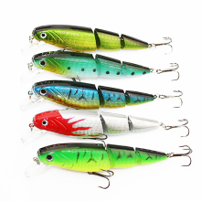 Plastic Fishing Lures