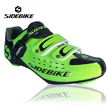 Sidebike Cycling Shoes Professional Bike Shoes Breathable Road Bike Shoes Men Bicycle Boots zapatillas bicicleta