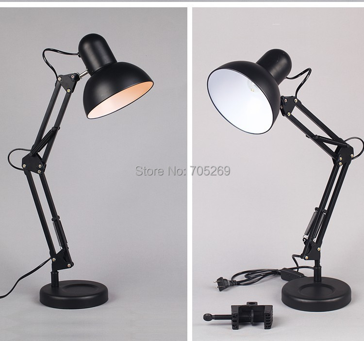 office desk lamps amazon collapsible style work study eye protection clip font students table online walmart