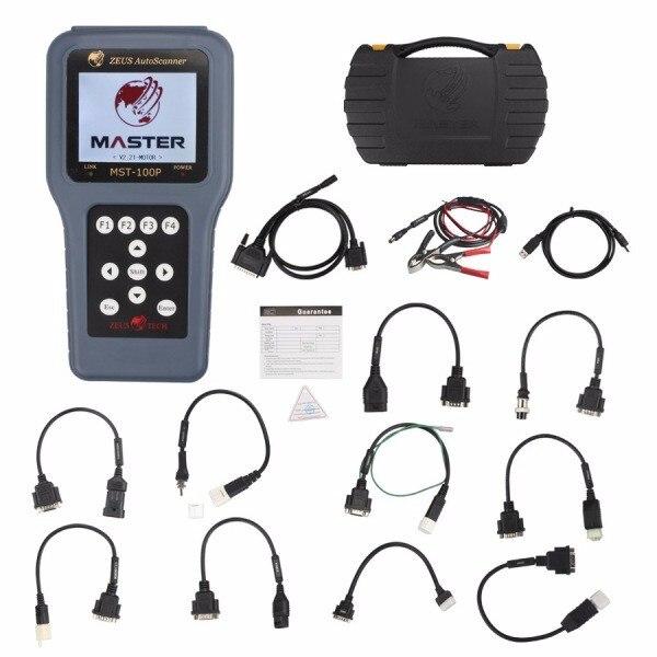 Цена за MST-100P 11 в 1 ручной мотоцикл сканер нескольких языков для SYM KYMCO Yamaha ПГО Suzuki и Хартфорд AEON honda 10 компл./лот