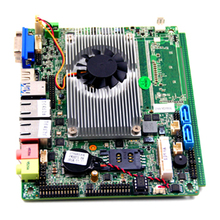 Fanless Ultra Thin Industrial Motherboard With N550 Processor /2GB Ram
