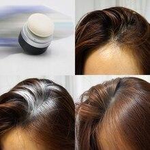 Жирные волосы быстросохнущая пудра мгновенно Укладка волос Fix волосы жирные с чистящей губкой для лени людей BTZ1 TSLM2