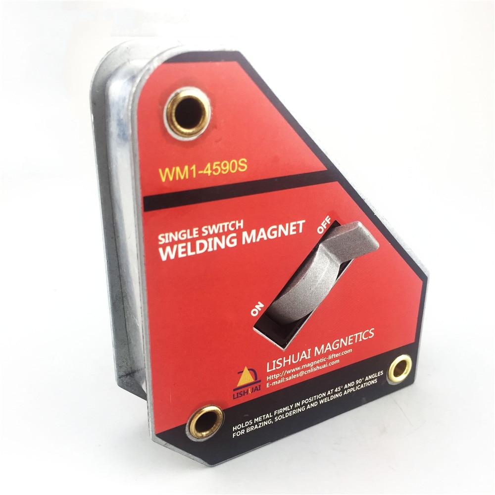 Lishuai Неодимовый сварочный магнитный держатель для переключателя