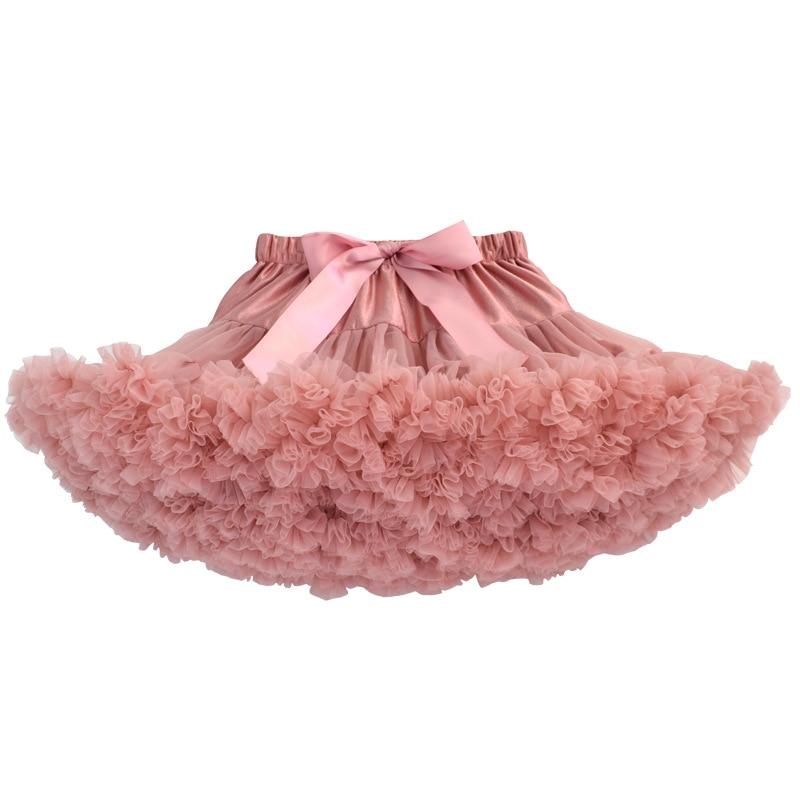 89e87ac5f Faldas tutú del arco iris de las muchachas de los niños de la manera 2019  para las faldas del ...