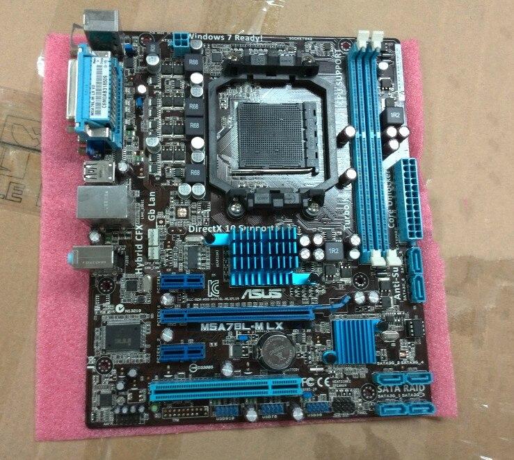 Asus M5A78L-M LX Drivers Windows