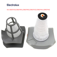 1pcs EF141 Hepa Filter Electrolux Robot Vacuum Cleaner Parts ZB29 Series ZB2901 ZB2902 ZB2932 ZB2933 ZB2941
