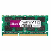 High Quality DDR3 2GB PC 10600 1333MHz PC 8500 1066MHz Laptop Memory RAM With Free Shipping