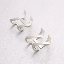 Fashion new design ring Hot Sale Double sharp shape Free Shipping Wholesale