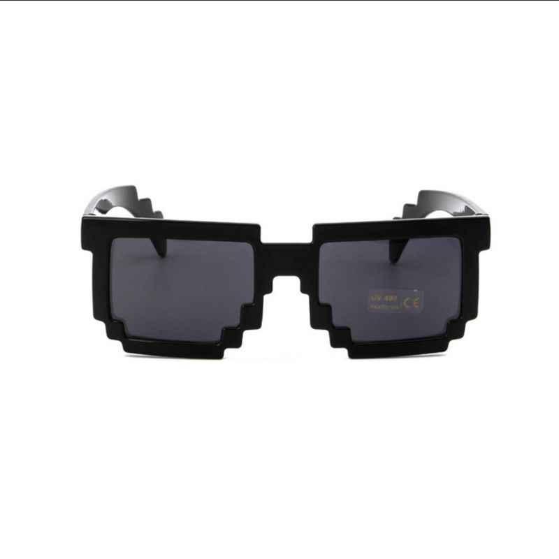 6cc2b21f2f36 ... Fashion Trend Children Sunglasses Mosaic Modeling Funny Sun Glasses  Cute Kids Glasses For Boys Girls