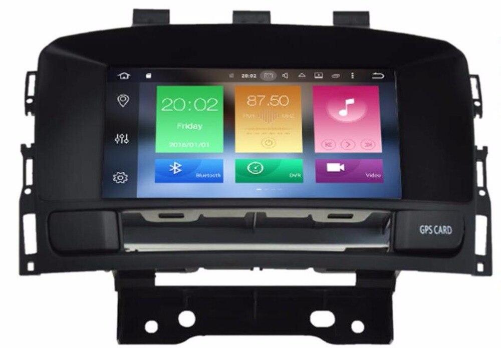 Android 8,0 ips Экран авто мультимедиа для OPEL ASTRA J 2010 2011 2012 dvd плеер автомобиля gps Bluetooth радио устройства стерео нави