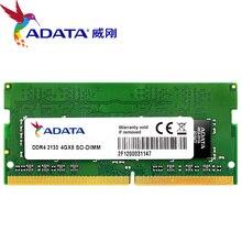 Adata памяти ddr4 2133 мГц 4 г dram для портативный ноутбук 100% оригинал