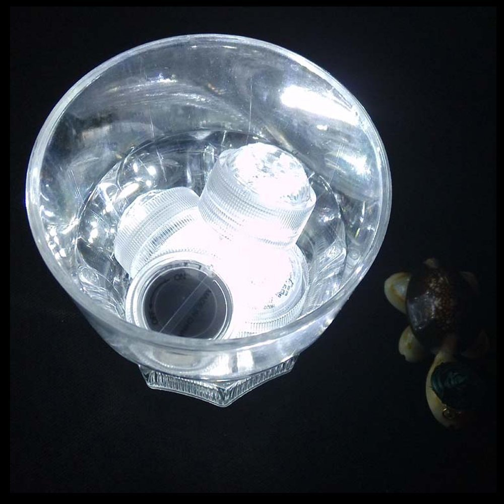 20PCS Super Bright Triple LEDs Tealight Суасты Су - Мерекелік жарықтандыру - фото 5