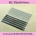 Динамик с пыле-водонепроницаемый клей для Sony Xperia M2 S50H D2303 D2305 D2306 Бесплатная Доставка 3 ШТ./ЛОТ